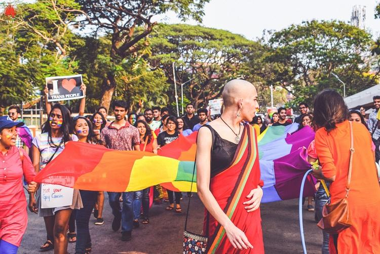 Manipal glows in rainbow colours as students hold first Pride Support March launch ally network