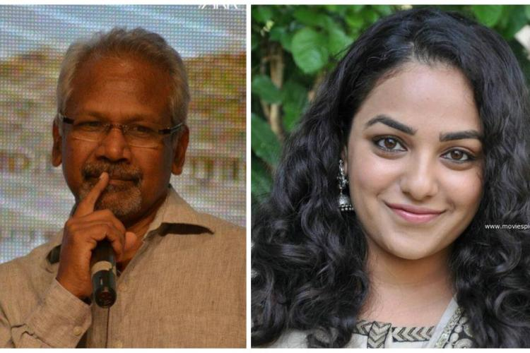 Mani Ratnam casts Nithya Menon for second film in a row