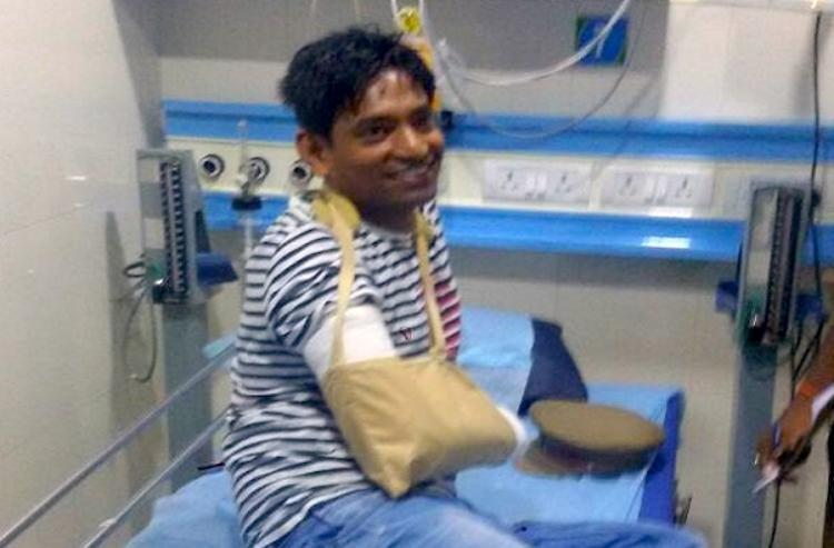 What happened at the IIT-M canteen Was beef force fed Manish Kumar gives his side