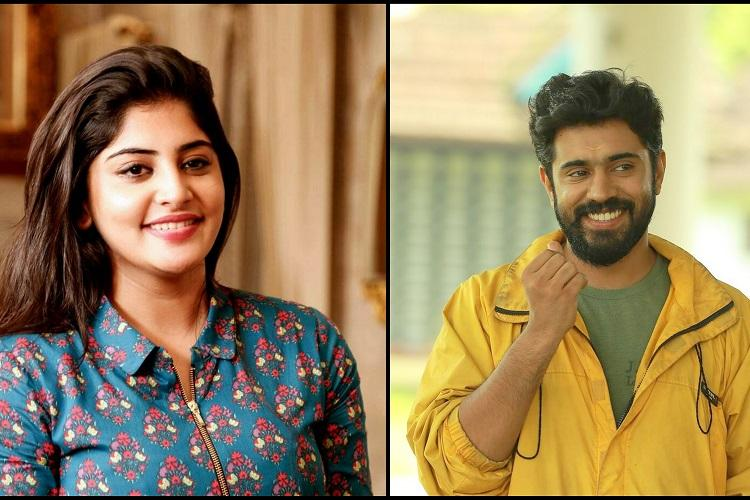 Manjima Mohan to pair up with Nivin Pauly in Mikhayel