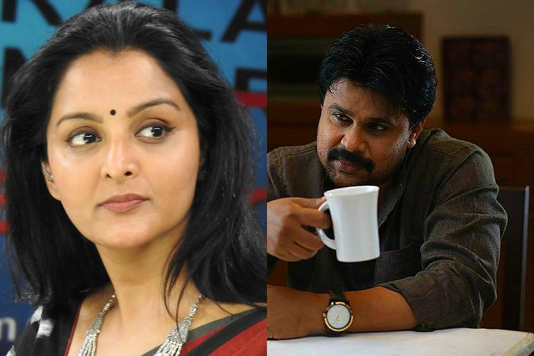 Dileep is 8th accused Manju Warrier key witness in SIT chargesheet on actor abduction