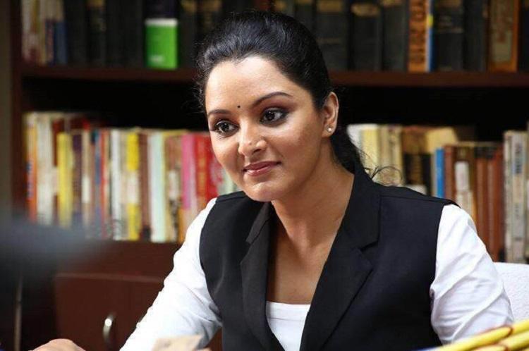 Women-centric films alone wont bring change in mens outlook Manju Warrier