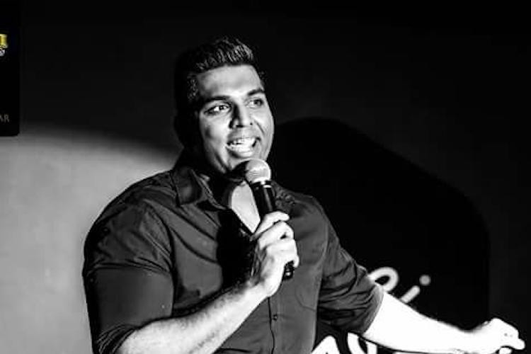 36-yr-old Indian standup comic Manjunath Naidu collapses on stage in Dubai dies