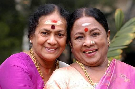 Manorama and Sukumari Two friends who will be remembered as legends
