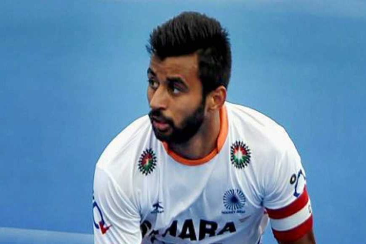 Manpreet Singh to lead India in hockey Asian Champions Trophy
