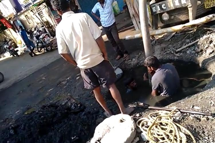 Dear Manickan Im sorry the society and I failed you Thoughts on manual scavenging