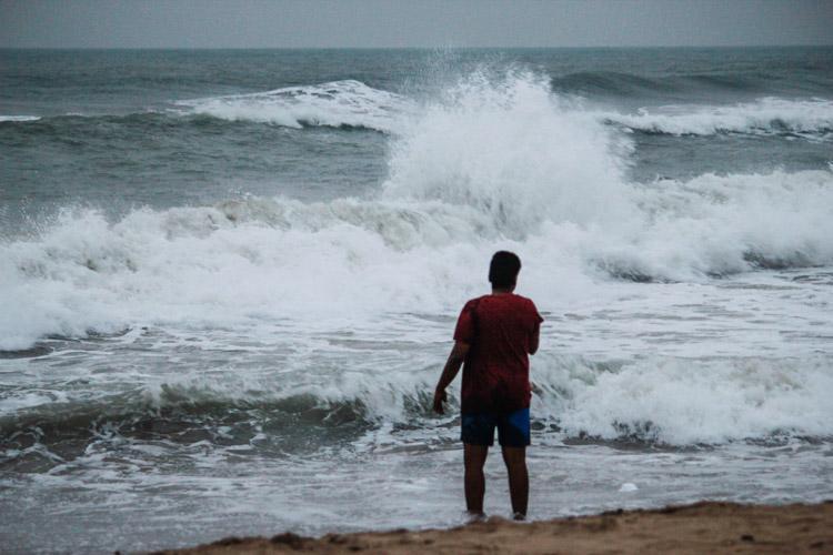 Dont go out keep kids indoors TN govt advisory on Cyclone Vardah