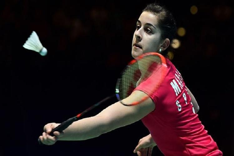 The Spaniard who defeated Sindhu Carolina Marins journey to the Olympic Gold