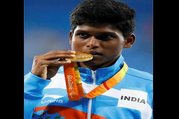 Up next a biopic on Paralympian T Mariyappan - SRK releases first look