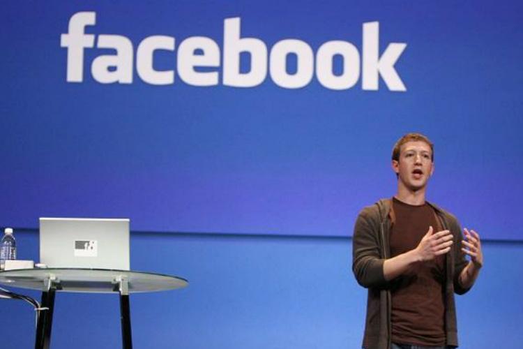 Faxebook founder Mark Zuckerberg