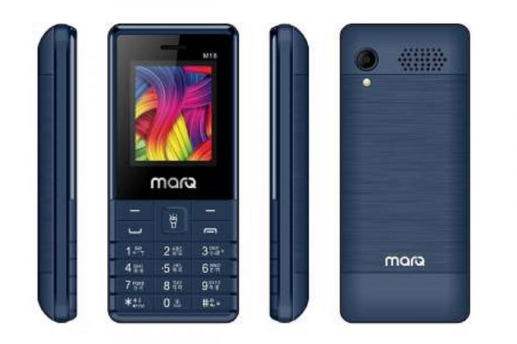 MarQ feature phones that listed on Flipkart