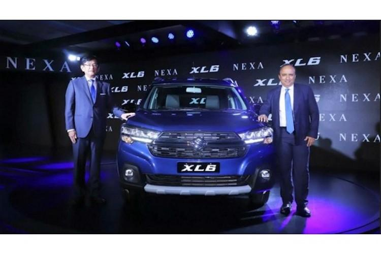 Maruti Suzuki XL6 launched in India at Rs 980 lakh