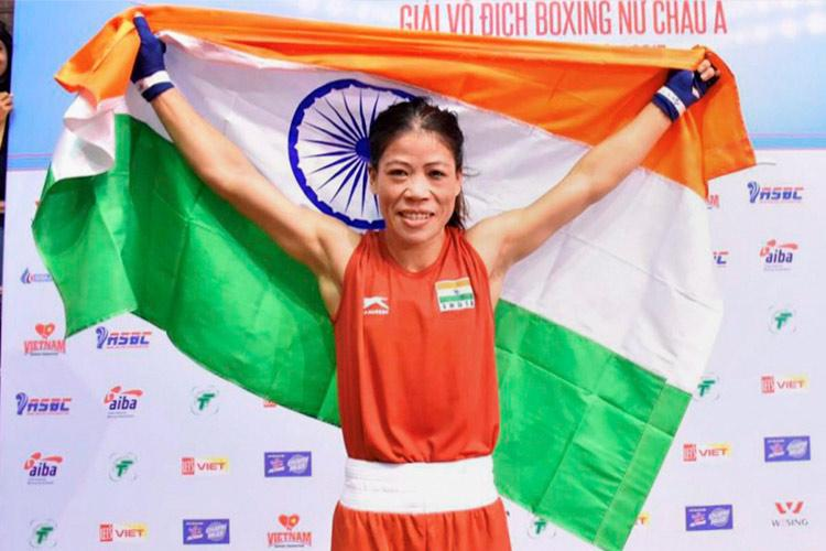 Age has never been a factor focused on winning Olympic gold Mary Kom