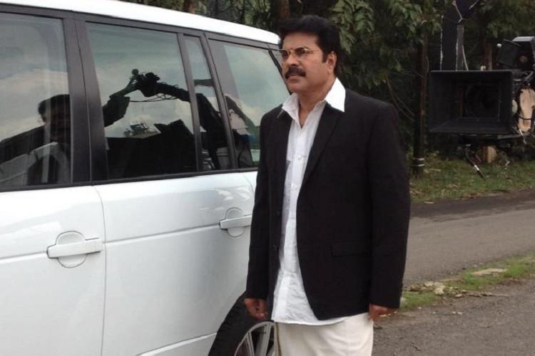 Mammootty to act as politician in next film