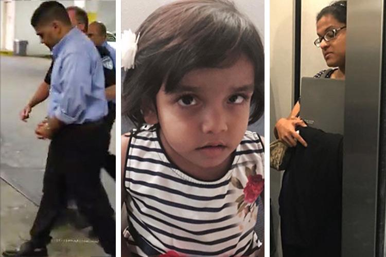Sherin Mathews died of homicidal violence reveals autopsy report