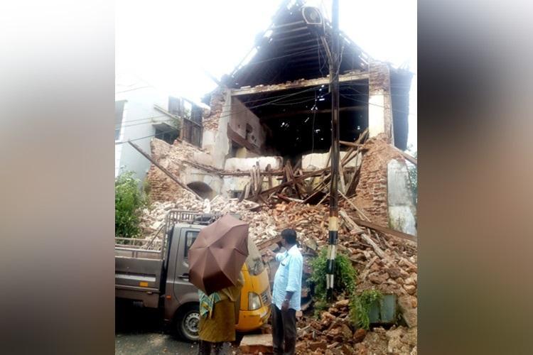 600-year-old Kadavumbhagam synagogue in Kochi collapses A look at its history