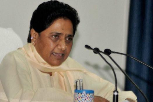 BJP desires Hindu Rashtra Modi has failed says Mayawati