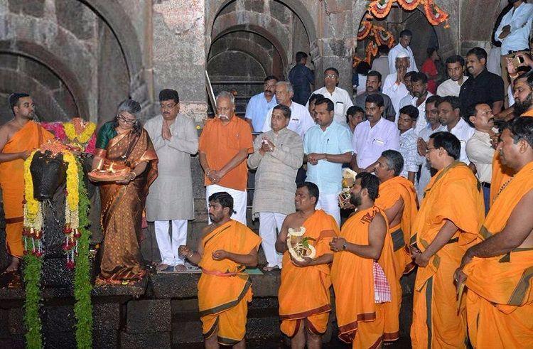 Karnataka govts rain god puja After backlash minister MB Patil says he will bear the cost