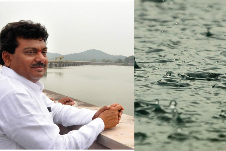 Rain rain come today begs Karnataka minister with Rs 20 lakh pujas