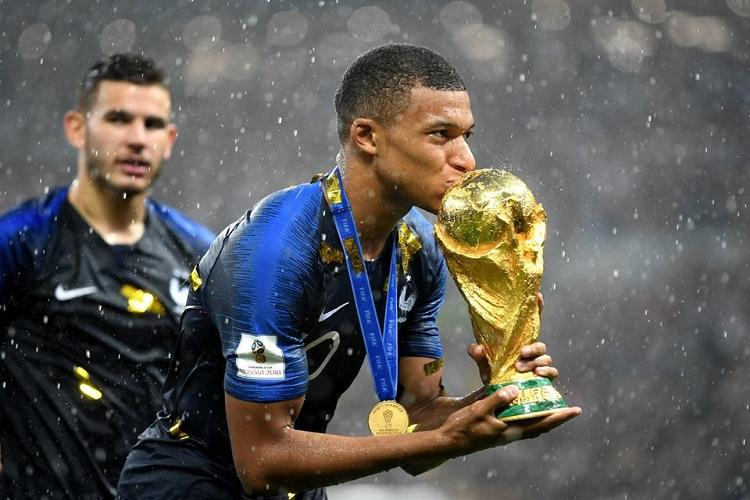 France Mbappe herald era of high drama in World Cup