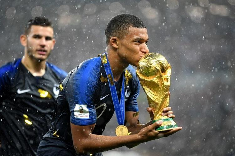Over 35 billion people worldwide watched 2018 FIFA World Cup