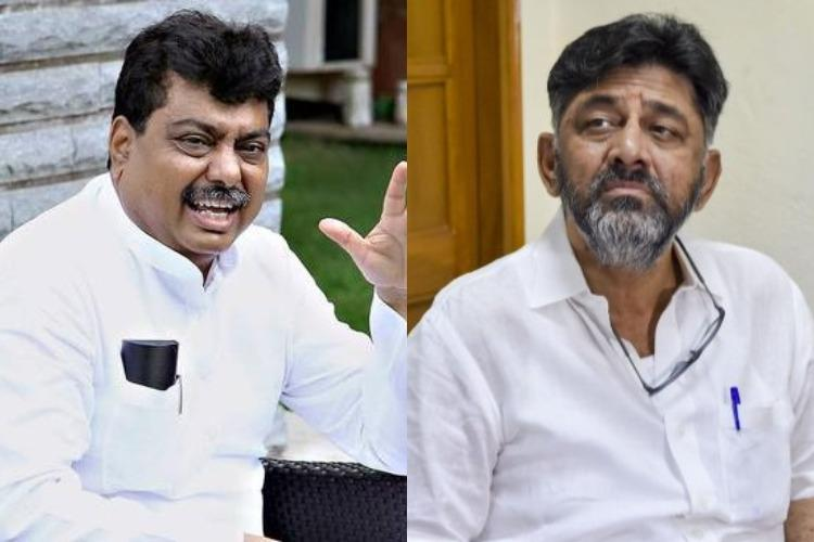DK Shivakumar vs MB Patil How the row over Lingayat religion shaped this rivalry