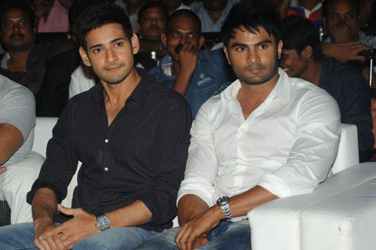 Actor Mahesh Babus brother-in-law set for Tamil debut