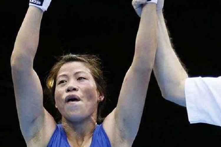 Mary Kom wins gold at Asian Boxing Championship