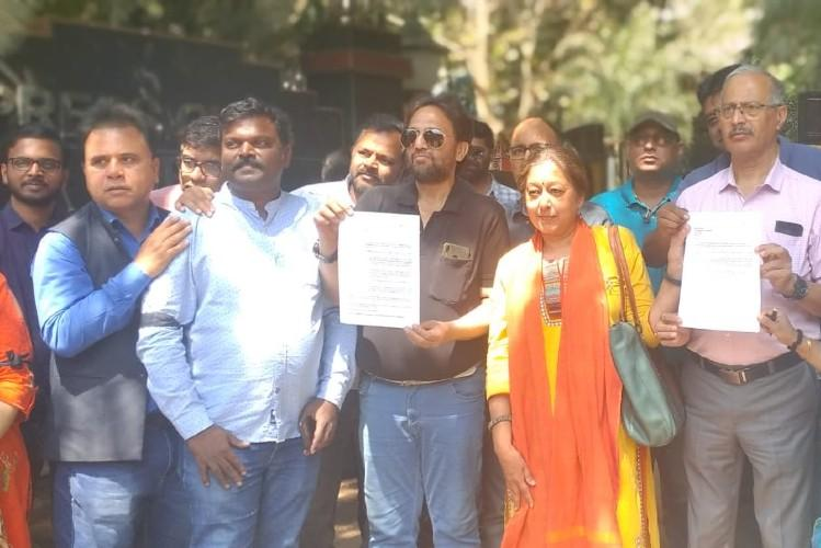 Attack on media covering Delhi riots is an act of cowardice Bengaluru journos protest