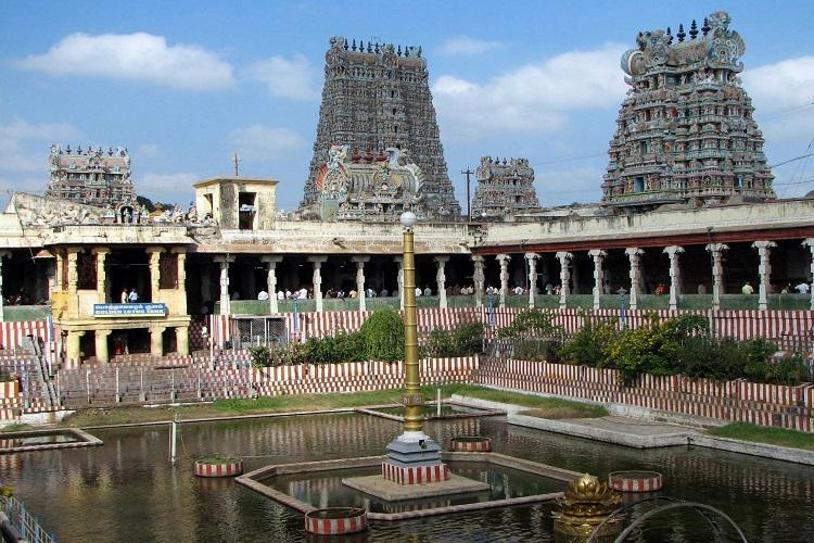 Strongrooms in 3000 temples to come up by end of 2019 TN govt tells Madras HC