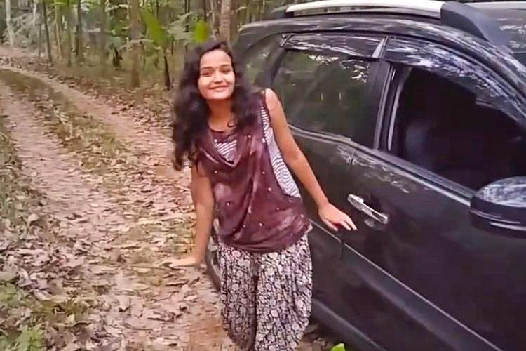 12-year-old Kerala child actor drives car in FB video did she break the law