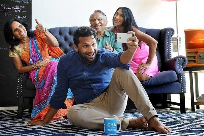 Bollywood excites me Meet The Patels actor Ravi Patel