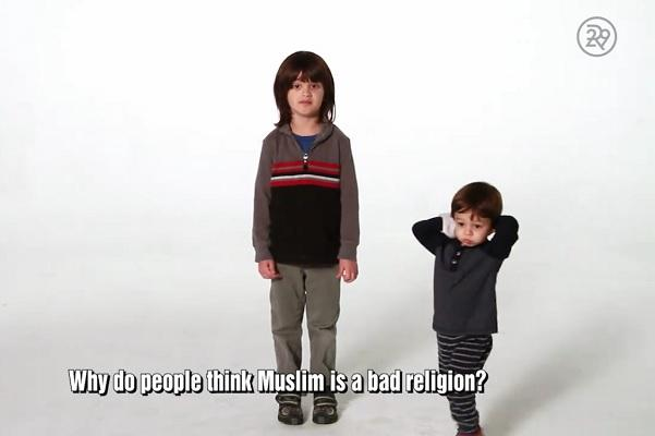 Meet a Muslim A video that tells you ISIS is to Muslims what Ku Klux Clan is to Christians