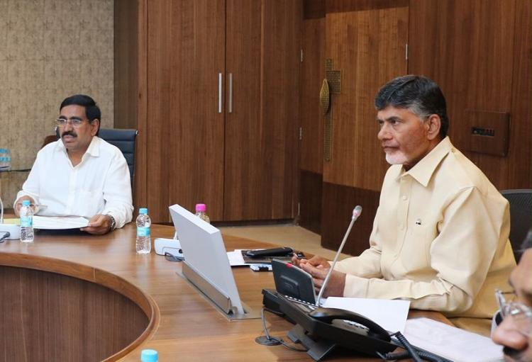 Andhra to finalise designs for capital Amaravati on February 22