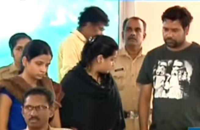Woman who duped 11 men of money after marrying them brought to Kochi