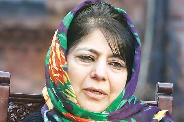 Nobody knew Burhan was holed up Mehbooba Mufti