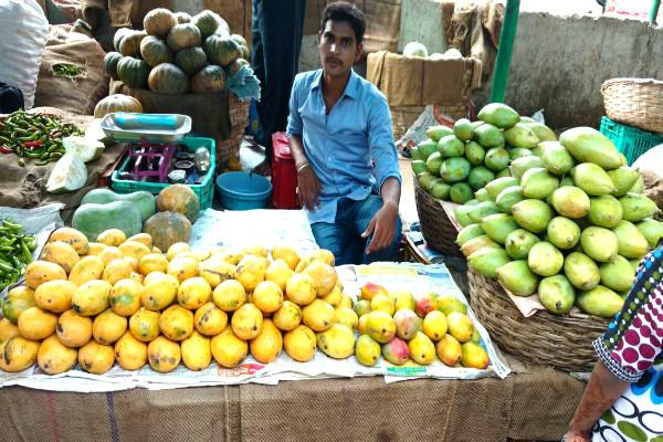 Are mangoes getting more expensive because of the drought