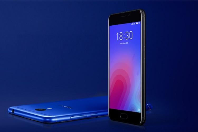 Meizu M6 smartphone launched Comes with octa-core processor 52inch HD display