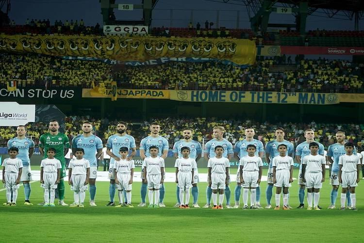 Kerala Blasters thumped by Melbourne City FC at Kochi