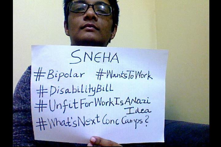 I have schizophrenia Ms Maneka Gandhi Should I give up my job