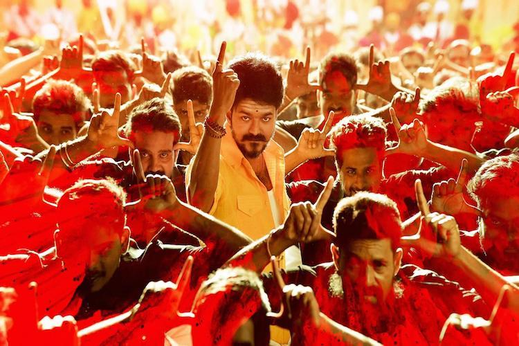 Mersal teaser fastest Indian film to clock 20 million views