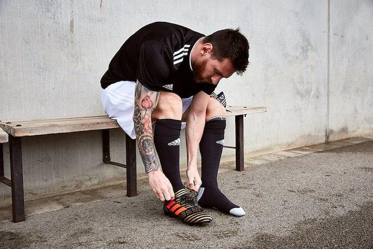 Israel tried to use Messi as political tool Palestinian football chief