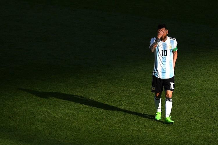 Let Messi have time to think about national team AFA President