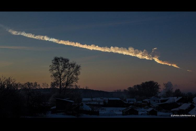 Could a meteorite crash have caused the huge depression off the Kerala coast