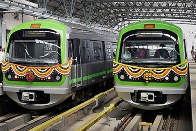 To increase passenger capacity Bengaluru metro adds more cars to its Green Line trains