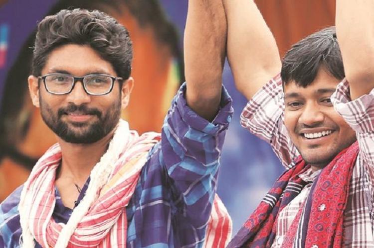 Una Dalit movement leader Jignesh Mevani cancels Kerala Left event slams CPIM