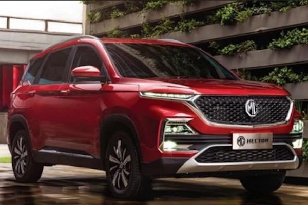 MG Motor to introduce BS6-compliant SUV Hector in India by January 2020