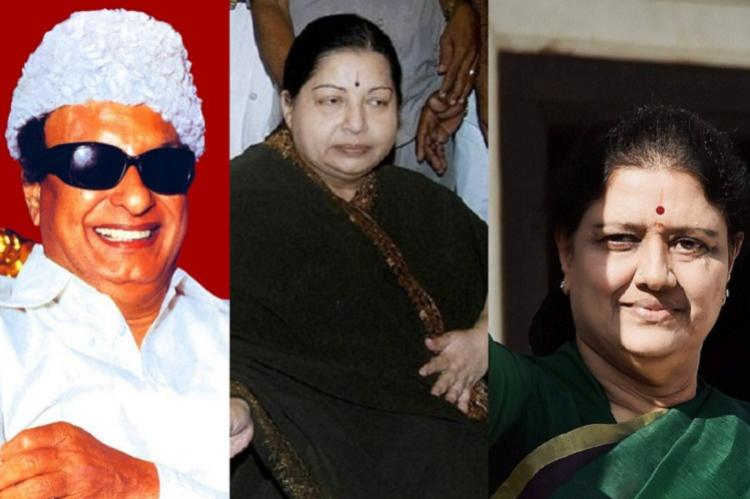 From MGR to Sasikala Why the AIADMK needs to reinvent itself to stay alive