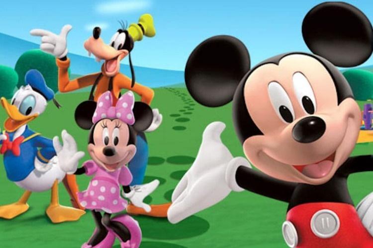 Mickey ruse