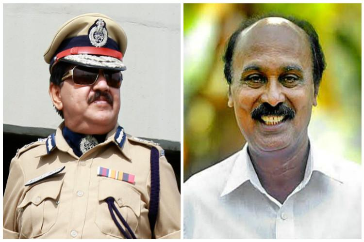 Kerala revenue minister slams Intelligence chief for failing to recognize him at meeting